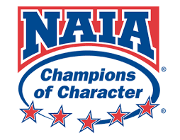 NAIA champions of character logo