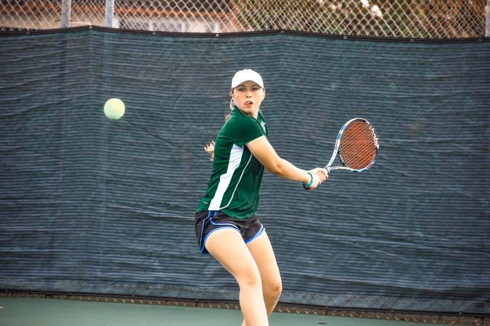 Fnu Women's tennis player Sofia Pera