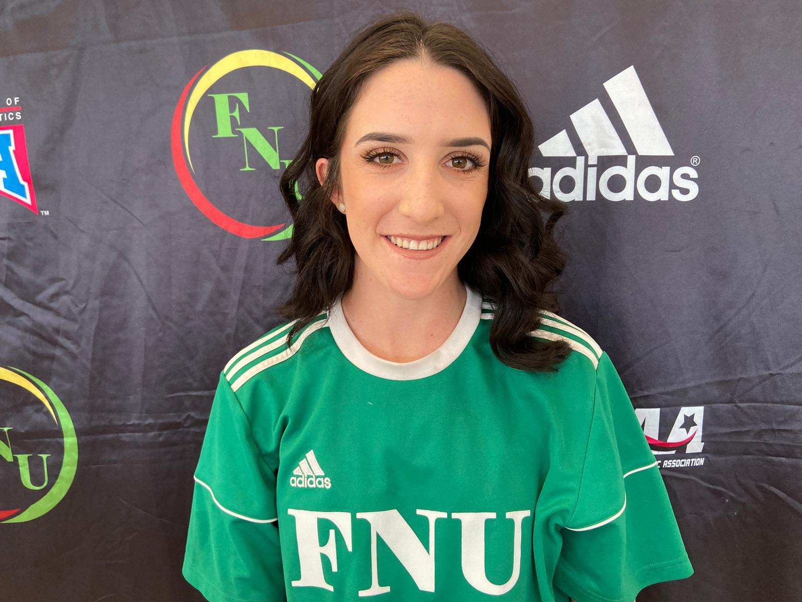 Nini Underwood FNU Softball Player
