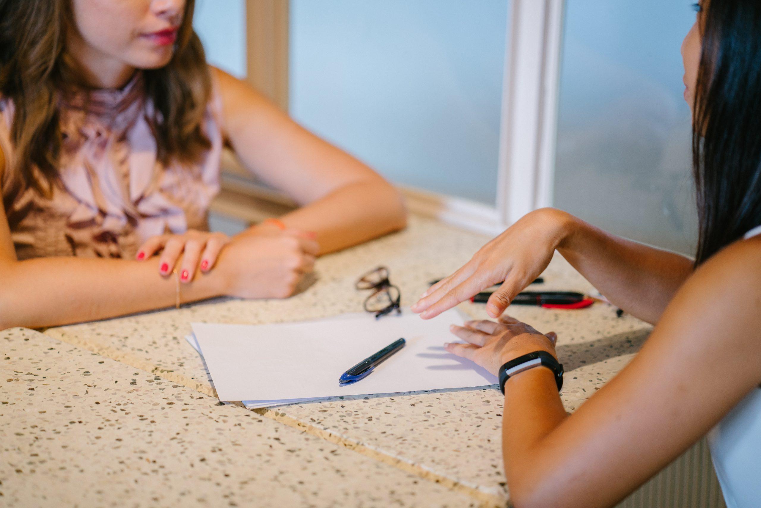 Top Nine Job Interview Tips