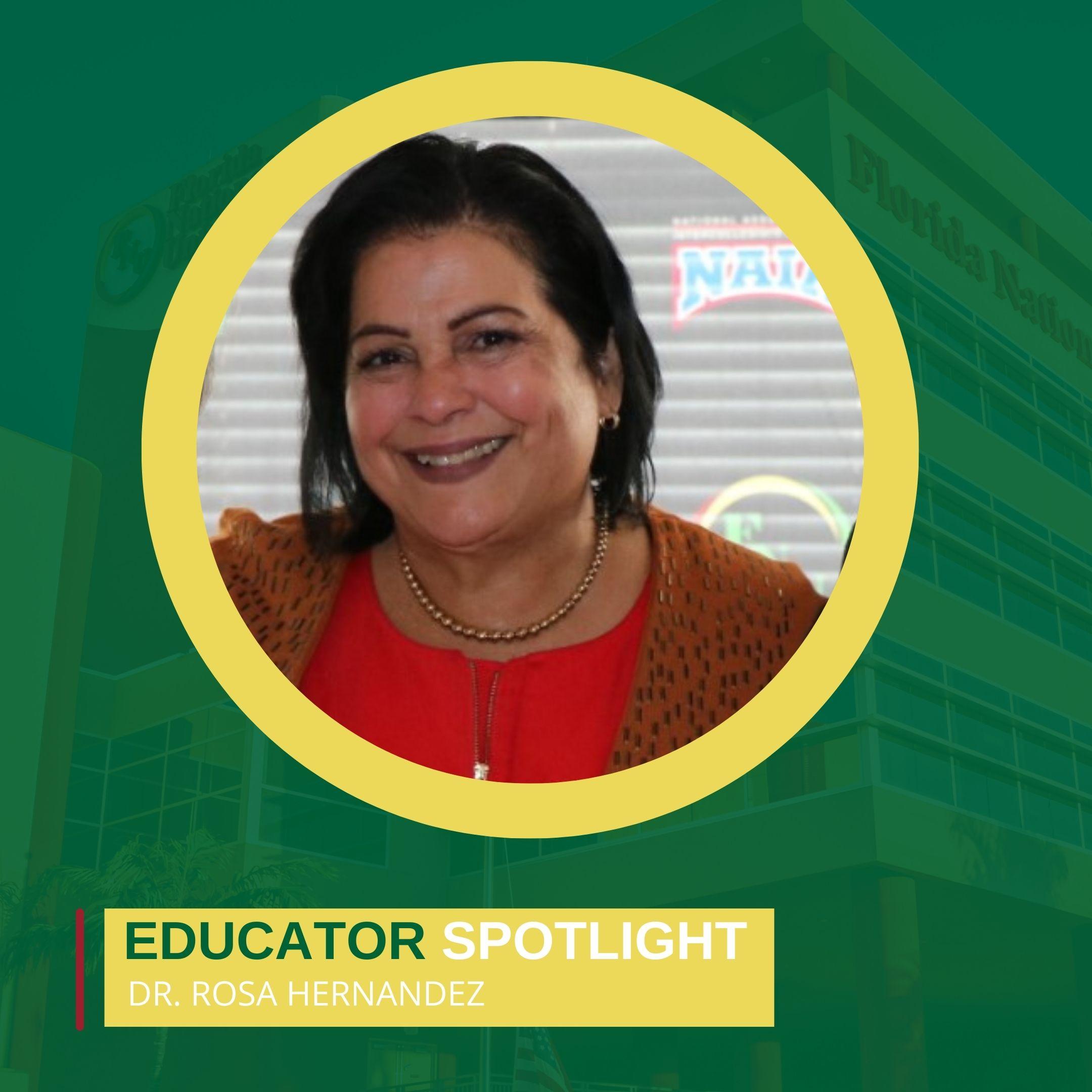 Dr. Rosa Hernandez