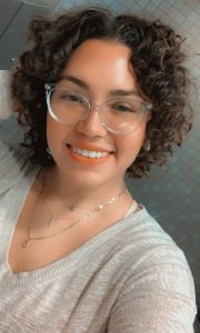 Janell Carmona - Student Services Officer at the South Campus