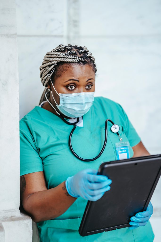 Nursing student. Why Nursing is a Good Career Choice.
